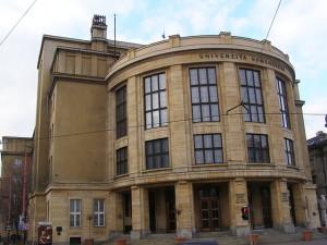 Univerzita Komenského v Bratislavě