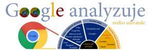 Google analyzuje svého uživatele